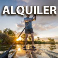 Alquiler Paddle Surf en Sevilla 🆕