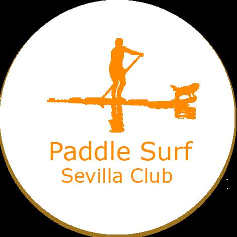 logotipo paddle surf sevilla club